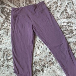Danskin purple leggings
